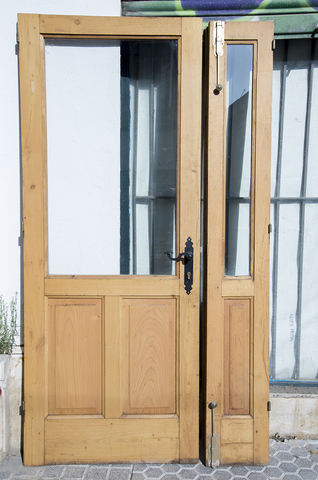Mil Anuncios Com Puerta De Madera Entrada Local O Casa
