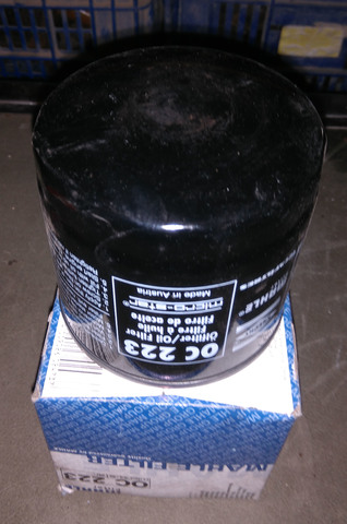 Mahle Filter OC223 Filtro De Aceite