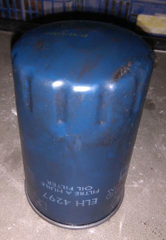 Filtro De Aceite Mecafilter ELH4297