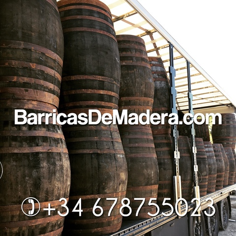 SHERRY CASKS / SHERRY BUTTS - foto 1