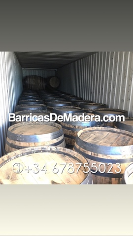 SHERRY CASKS / SHERRY BUTTS - foto 8
