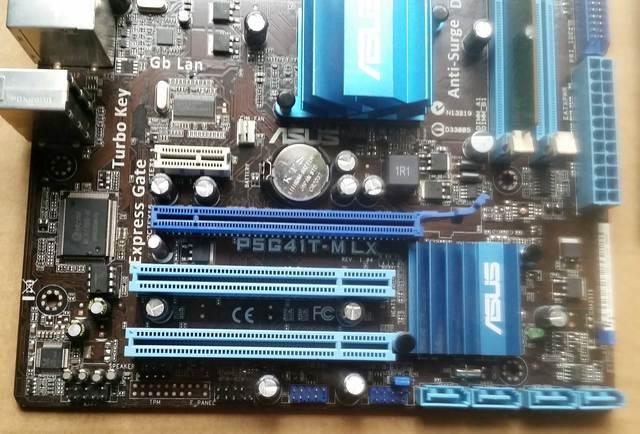 PLACA BASE 775 P5G41T-MLX  DDR3  ASUS - foto 2