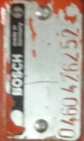 BOMBA IYECCION IVECO 8061 - foto 1