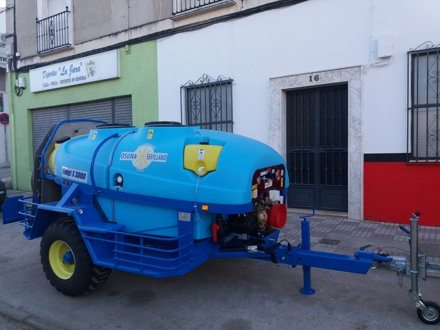 Atomizador Osuna Sevillano 3000l