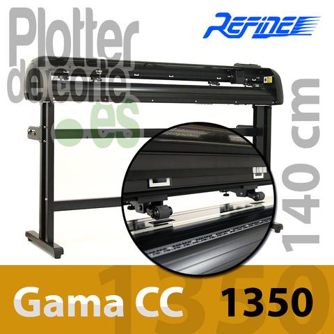 PLOTTER DE CORTE CC1350 CON CONTORNOS - foto 1