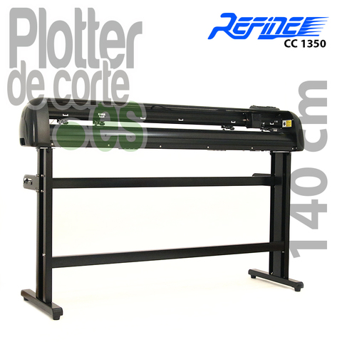PLOTTER DE CORTE CC1350 CON CONTORNOS - foto 2