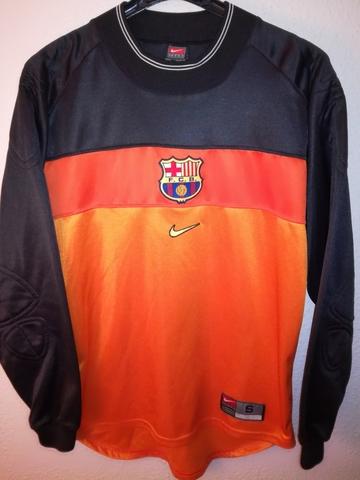 release date: 14b8f 9f549 NIKE FC BARCELONA 1999-2000 HESP