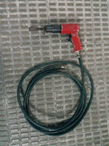 Martillo Cincelador Neumático