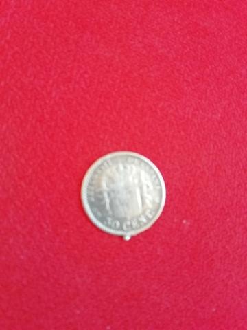 Moneda De 50Ctms. Alfonso Xiii Plata