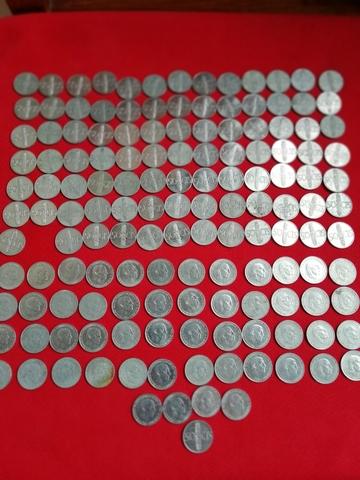 Monedas De 50 Ctms .Franco Año 1.966