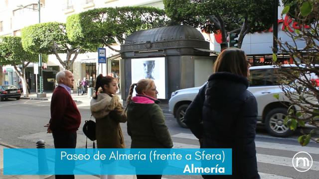 PUBLICIDAD PANTALLA LED PASEO DE ALMERIA - foto 2