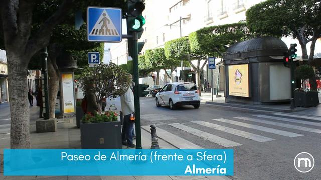 PUBLICIDAD PANTALLA LED PASEO DE ALMERIA - foto 3
