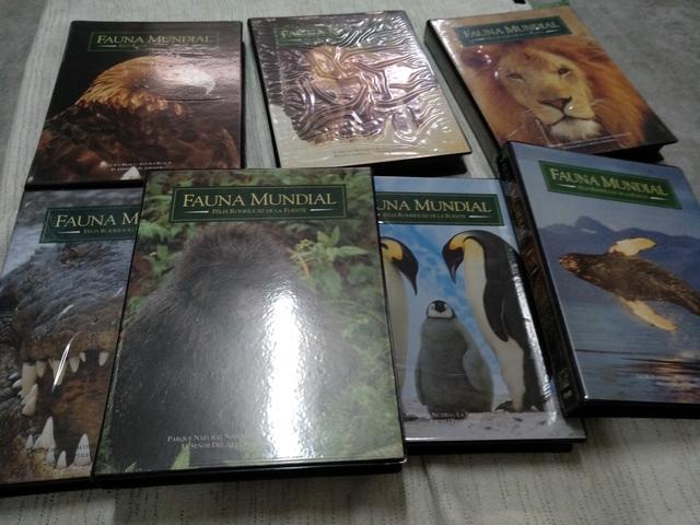 COLECCIÓN 16 VHS FAUNA MUNDIAL - foto 4