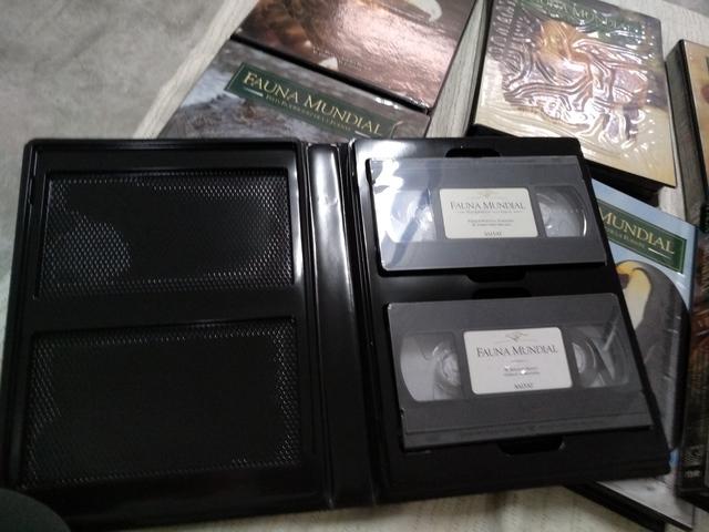 COLECCIÓN 16 VHS FAUNA MUNDIAL - foto 6