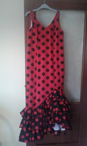 a337d5659 MIL ANUNCIOS.COM - Traje flamenca talla 48 Segunda mano y anuncios ...