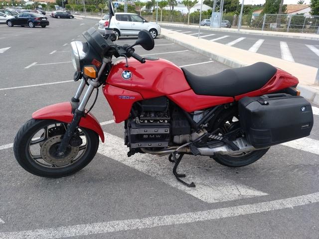 8c6522ff COM - Bmw k75. Compra-venta de motos clásicas bmw k75. Motos antigüas de  ocasión bmw k75.