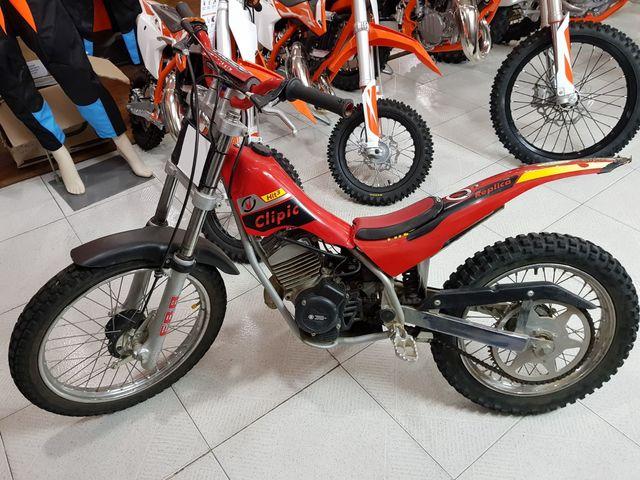 MOTO INFANTIL CLIPIC - foto 4