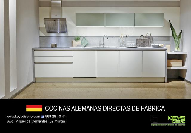 COCINAS ALEMANAS A PRECIO DE FABRICA