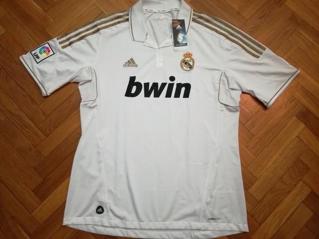 com Segunda Replica Y Mano Anuncios Real Mil Madrid Camiseta v80Nwmn