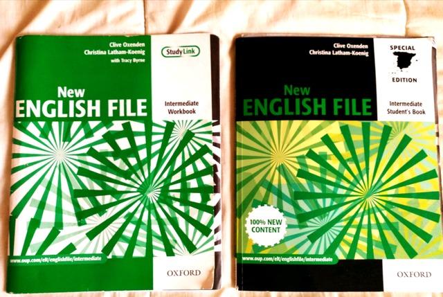 NEW ENGLISH FILE (B1 B2)  OXFORD