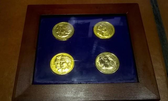 Monedas De Reyes