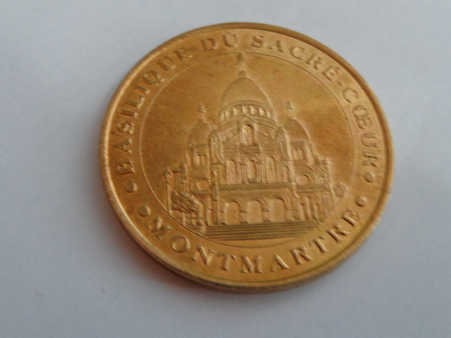 Moneda Conmemorativa Collectión National