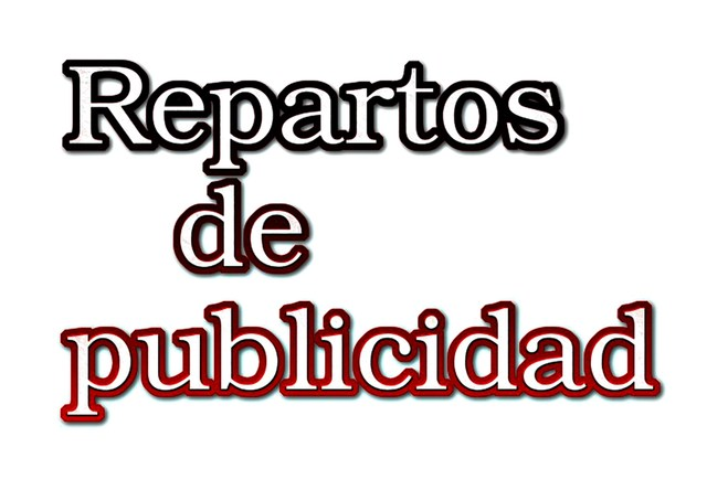 REPARTOS PUBLICITARIOS - foto 1