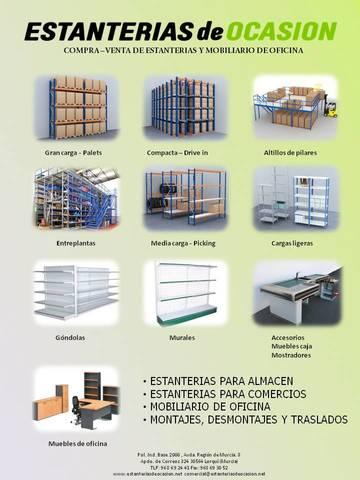 ESTANTERIAS INDUSTRIALES Y DE COMERCIO - foto 2