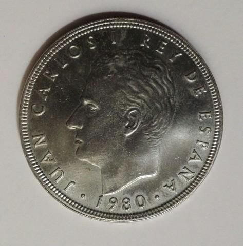 Moneda Española 100 Pesetas