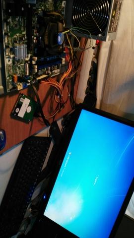 PLACA HP 1155 IPISB-CH - foto 3