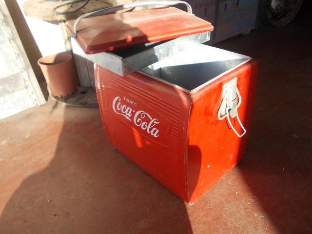 Original Fridge Coca Cola