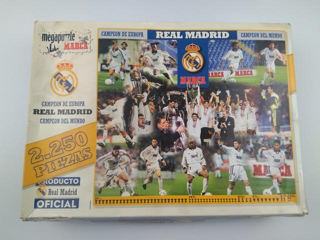 Mil Anuncios Com Puzzle Real Madrid 2250 Piezas