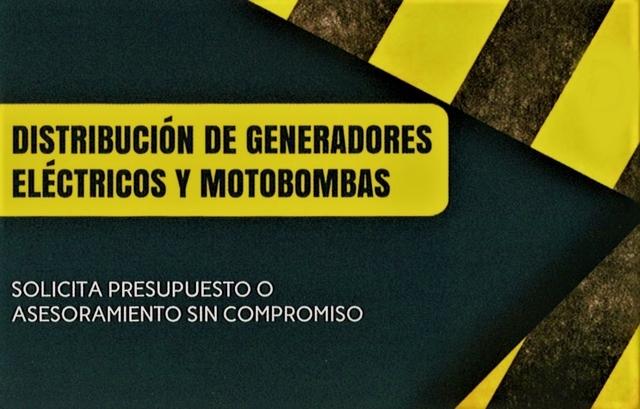 GENERADOR ELECTRICO - foto 2