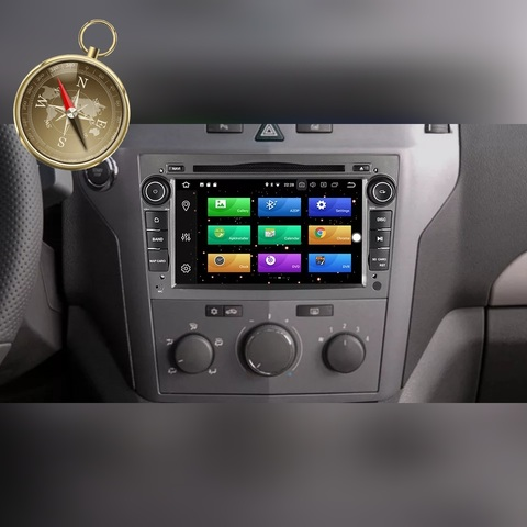 RADIO GPS OPEL ANDROID 7. 1 - foto 3