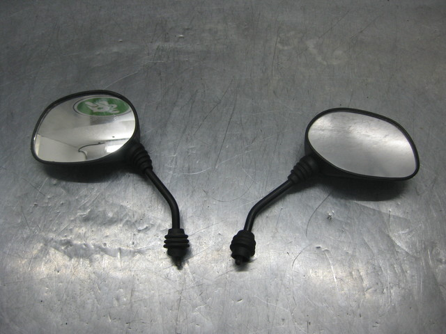 Conductor Termico Transparente Izquierdo 03=/>09 Cristal espejo VW Touran