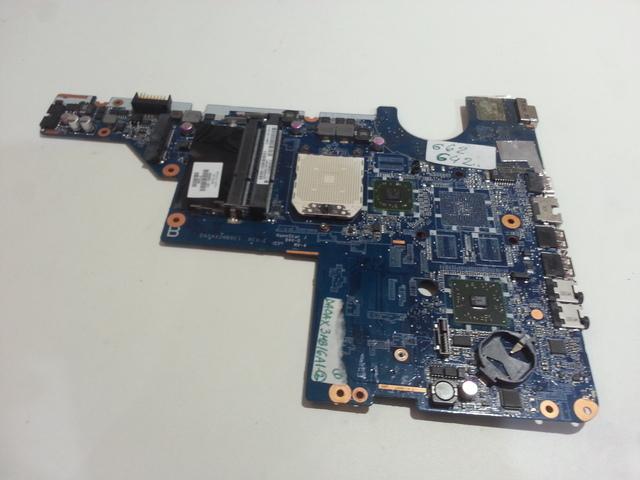 HP G62 - AMD PLACA BASE  DA0AX2MB6E1 - foto 1