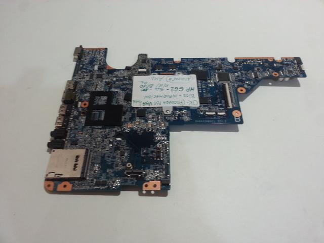 HP G62 - AMD PLACA BASE  DA0AX2MB6E1 - foto 2