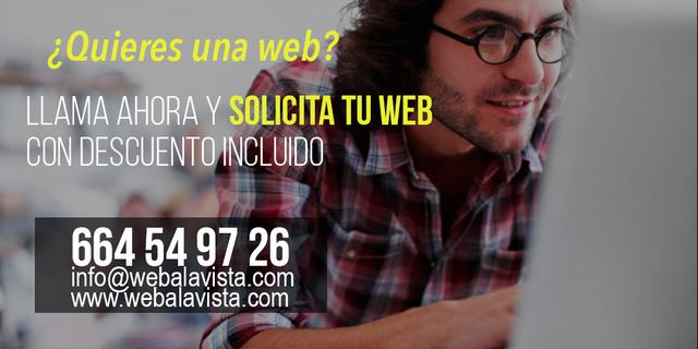 ¿REQUIERES UNA WEB? EN CMS - foto 1