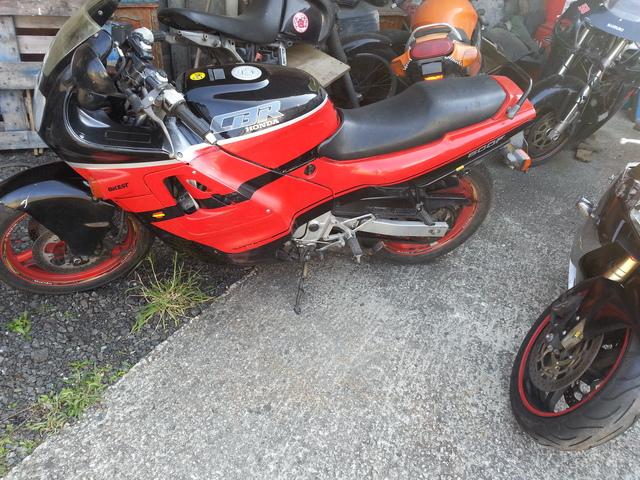HONDA CBR600 F 1988 1989 1990 - foto 1