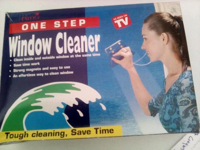 Limpiador De Cristales Window Cleaner