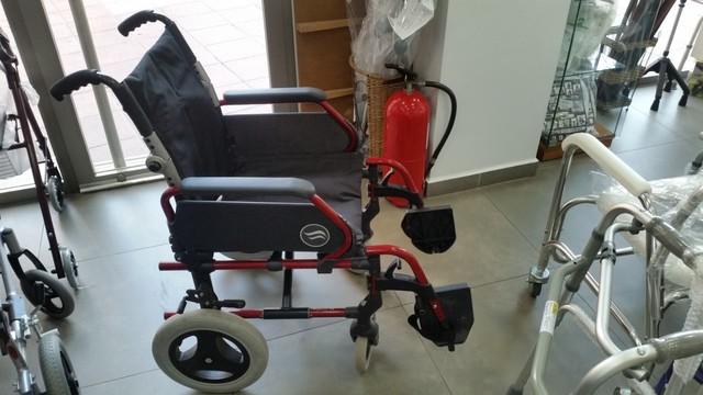 sillas de ruedas plegables lorca salud