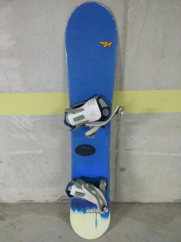TABLA SNOWBOARD NIDECKER DE 150CM - foto 1