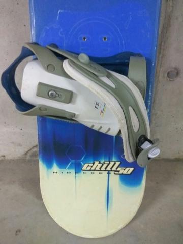 TABLA SNOWBOARD NIDECKER DE 150CM - foto 3