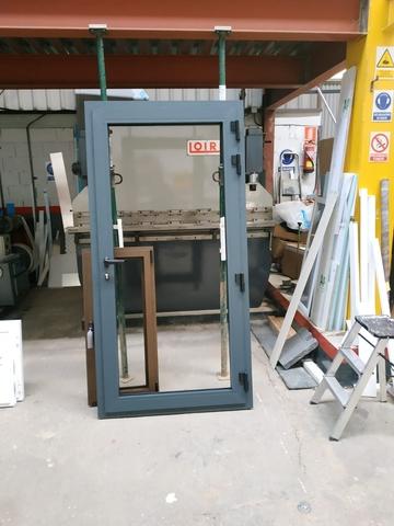 Reparación De Puertas Y Ventanas De Alum