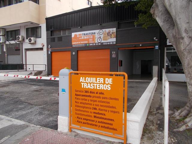MI TRASTERO EN ALMERIA ALQUILA TRASTEROS - foto 6