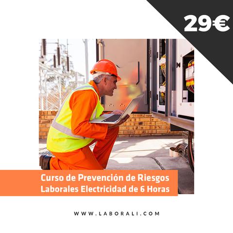 CURSO DE PREVENCIÓN DE RIESGOS LABORALES - foto 1