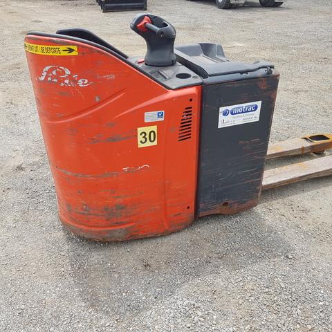 TRANSPALETA ELECTRICA LINDE T20 - foto 3