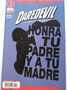 Comic Daredevill