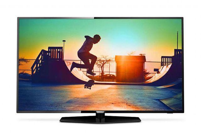 TELEVISOR PHILIPS SMART TV 50PULGADAS 4K - foto 1