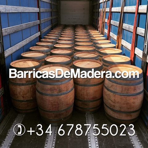 USED WINE BARRELS FOR SALE - foto 1